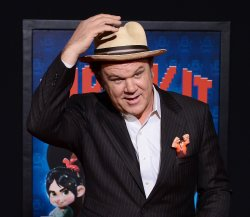 "John C. Reilly attends the ""Wreck-It Ralph"" premiere in Los Angeles"