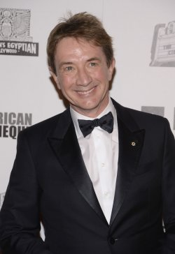 Martin Short attends the 2012 presentation of the American Cinematheque Award in Beverly Hills