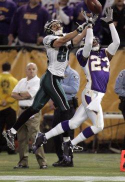 Philadelphia Eagles at Minnesota Vikings