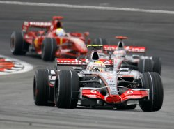 US GRAND PRIX FORMULA ONE IN INDIANAPOLIS