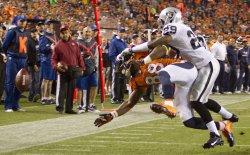 Oakland Raiders Vs. Denver Broncos