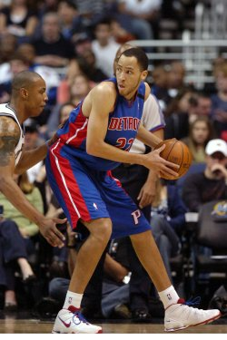 NBA Detroit Pistons at Washington Wizards