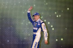 Mark Martin at All-Star Race at Charlotte Motor Speedway in Concord, North Carolina