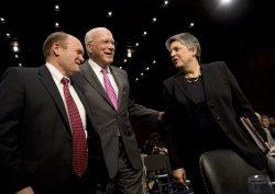 Homeland Security Secretary Janet Napolitano Testifies on Immigration in Washington