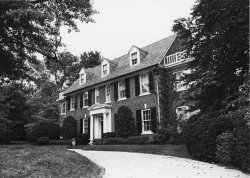 The home of Grace Kelly, Princess Grace of Monaco in Philadelphia