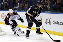 Colorado Avalanche vs St.Louis Blues