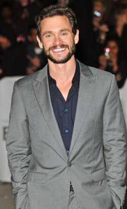 Hugh Dancy attends 'Hysteria' world premiere at the Toronto International Film Festival