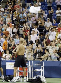 James Blake Retires at the U.S. Open