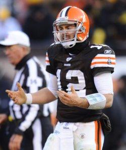 McCoy Throws Three Interceptions Against Steelers