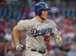 MLB Los Angeles Dodgers at the Washington Nationals