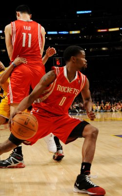 Los Angeles Lakers vs Houston Rockets NBA Game 1 Western Conference semifinals in Los Angeles