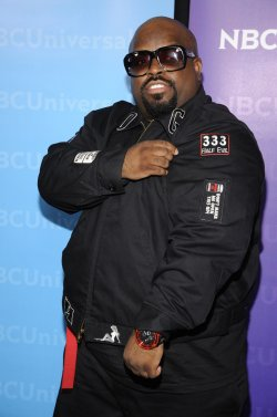 Cee Lo Green attends the NBC Universal Press Tour All-Star Party in Pasadena, California