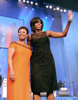 President Obama and First Lady attend Congressional Black Caucus Dinner