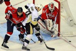 Washington Capitals vs Pittsburgh Penguins in Washington
