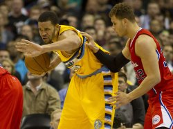 NBA Los Angeles Clippers vs Denver Nuggets
