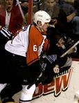Pittsburgh Penguins at Philadelphia Flyers NHL Hockey
