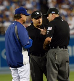 NLDS Game 2 Los Angeles Dodgers vs. St. Louis Cardinals