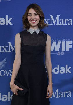 Sofia Coppola attends the Women In Film Crystal + Lucy Awards in Beverly Hills, California