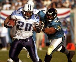 Tennessee Titans at Jacksonville Jaguars