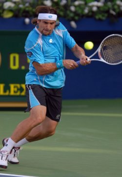 Men's Tennis Championship in Dubai