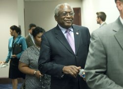 Rep. Jim Clyburn (D-SC) in Washington