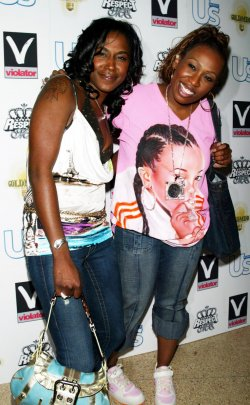 MISSY ELLIOTT PRE-MTV PARTY IN SOUTH BEACH