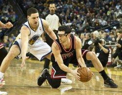 Golden State Warriors vs. Chicago Bulls