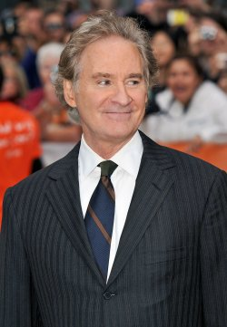 Kevin Kline attends 'The Conspirator' premiere at the Toronto International Film Festival