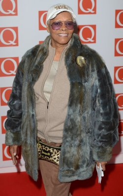 Dionne Warwick attends Q Awards in London