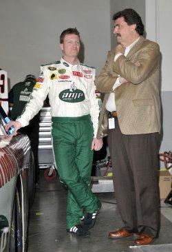 NASCAR DAYTONA 500 PRACTICE