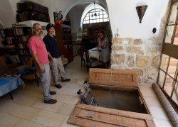 Second Temple Era Mikveh, Ritual Bath, Discovered In Ein Kerem, Jerusalem