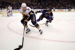 Buffalo Sabres vs St. Louis Blues