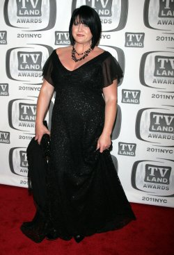 Tina Yothers arrives for the TV Land Awards in New York