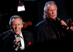 Righteous Brothers inducted into the Rock and Roll Hall of Fame