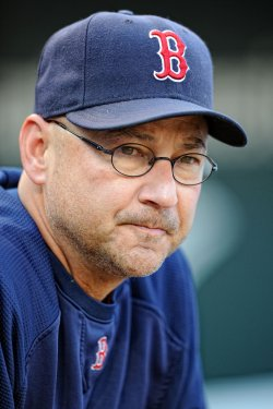 Terry Francona in Baltimore, MD