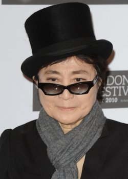 "Yoko Ono attends the premiere of ""Lennonyc"" in London"