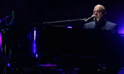 Billy Joel performs at Madison Square Garden
