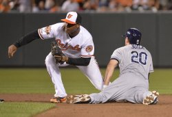 Tampa Bay Rays vs Baltimore Orioles
