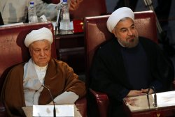 Annual session of the Experts' Assembly in Tehran
