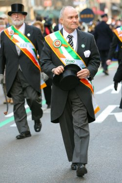 St. Patrick's Day Parade held in New York City