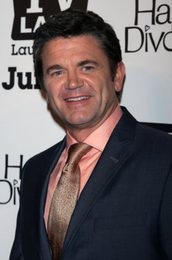 "John Michael Higgins arrives for the TV Land Premiere Party for ""Hot in Cleveland"" and ""Happily Divorced"" in New York"