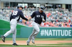 New York Yankees vs Washington National