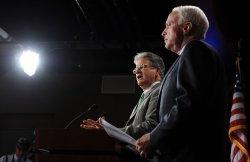 McCain, Coburn discuss government waste in Washington