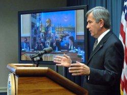 SEC. JOHANNS DISCUSSES U.S.-IRAQ AGRICULTURE