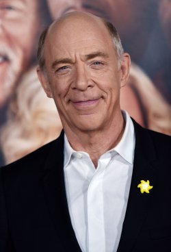 J.K. Simmons attends 'Father Figures' premiere in Los Angeles