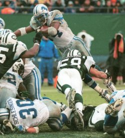New York Jets vs Detroit Lions