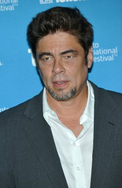 Benicio del Toro attends 'Escobar: Paradise Lost' photo call at the Toronto International Film Festival