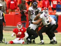Baltimore Ravens vs. Kansas City Chiefs in Missouri