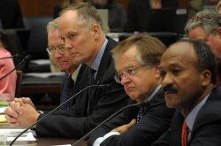 Former Fannie Mae, Freddie Mac executives testify before House committee in Washington