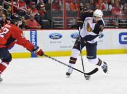 Capitals Thrashers in Washington
